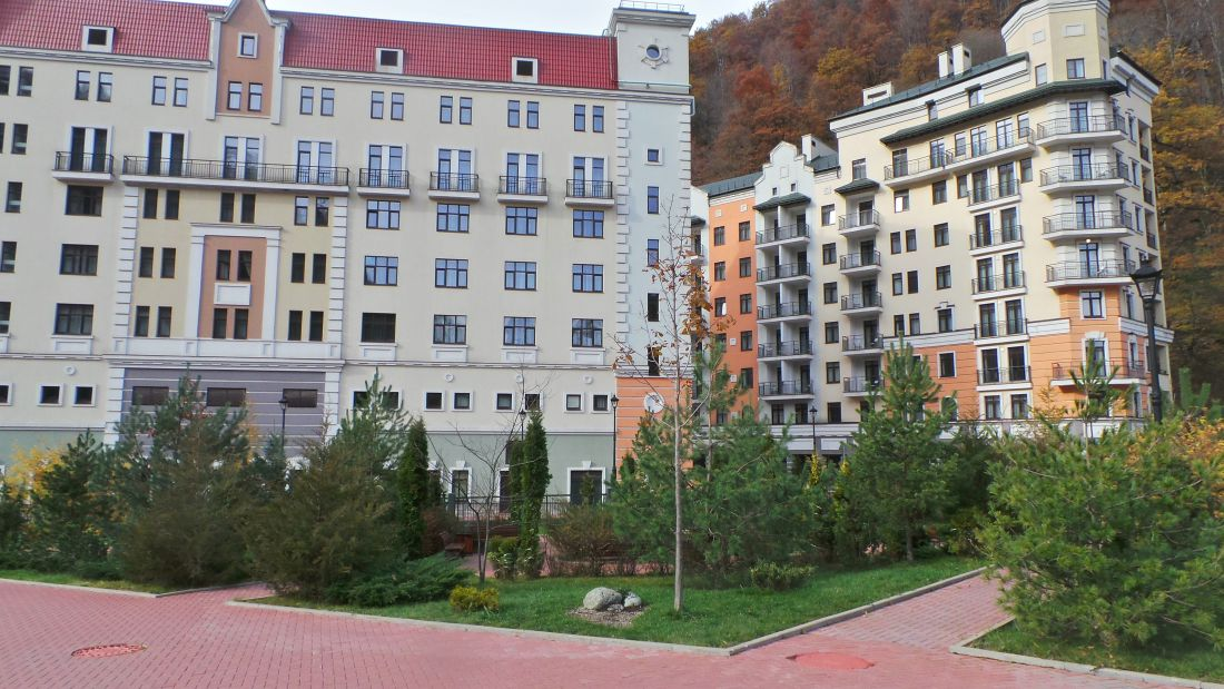 № 3 - Valset Apartments by Heliopark Rosa Khutor