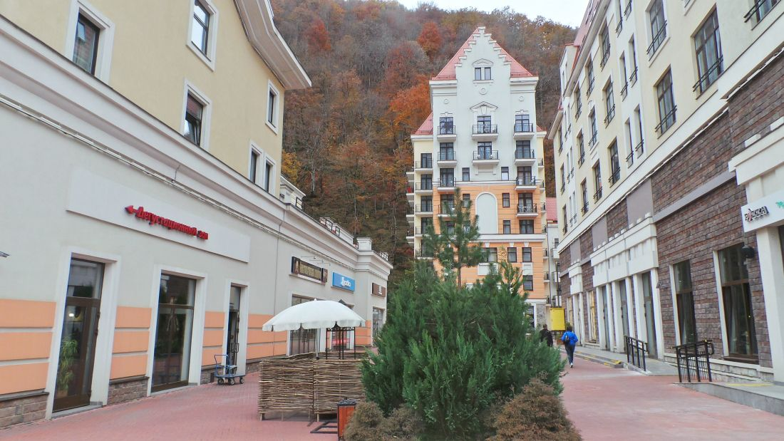 № 1 - Valset Apartments by Heliopark Rosa Khutor